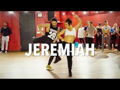 JEREMIAH | Choreography by Alexander Chung