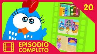 Gallina Pintadita Mini - Episodio 12 completo (12 min)