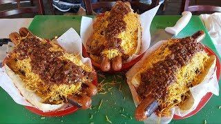Hot Dog Shoppe - Norco, California