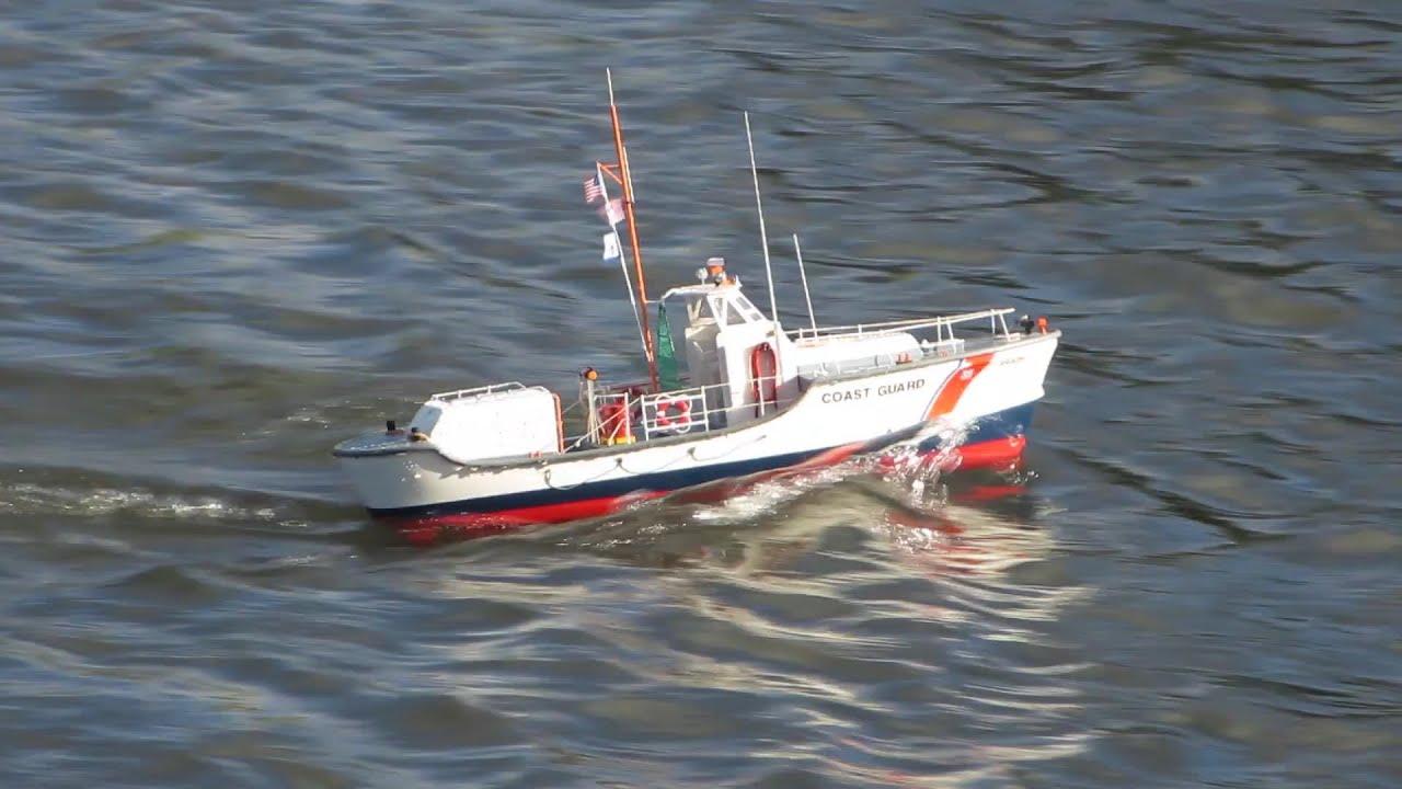 Chris Craft Coast Guard
