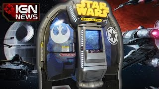 The Newest Star Wars Game Sounds Totally Nuts – IGN News