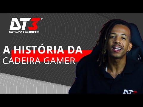 SE LIGA NESSA HISTÓRIA - A HISTÓRIA DA CADEIRA GAMER