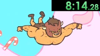 So I decided to speedrun Burrito Bison and gracefully annihilated all of my enemies