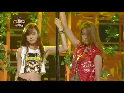 After School - Frist Love, 애프터스쿨 - 첫사랑,  Show Champion 20130620
