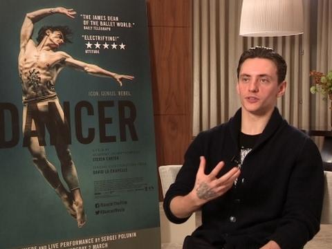 Sergei Polunin - the Beckham of ballet