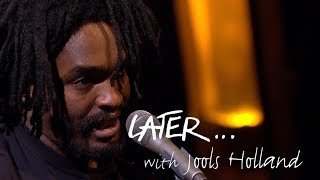 Unsigned G-folk artist Hak Baker performs Conundrum on Later... with Jools Holland