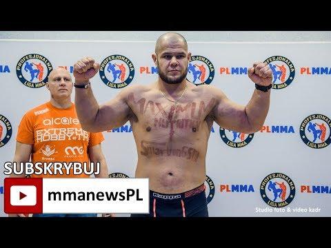 PLMMA 75: Łukasz Warchoł przywołał historię pojedynku z Mirosławem Oknińskim