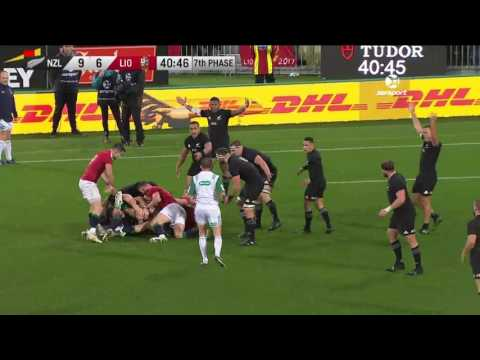 New Zealand vs British And Irish Lions