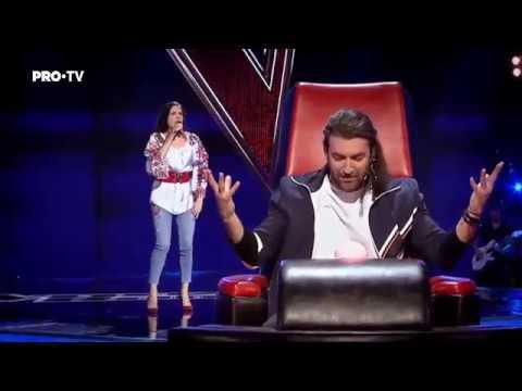 Neonela Duplei - Hora Din Moldova LIVE   Auditii   Vocea Romaniei 2017