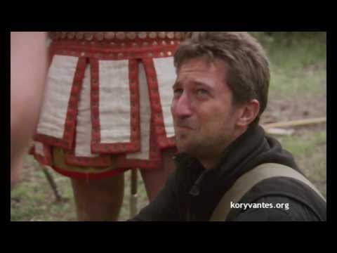 "KORYVANTES in BBC TWO Documentary series "" WHO WERE THE GREEKS """