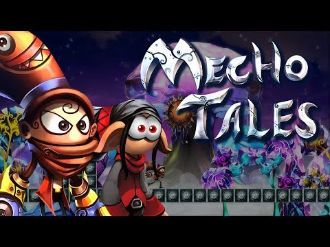 Mecho Tales Video Screenshot 1