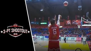NCAA 94 MB - All-Star Events: 3-PT Shootout | August 31, 2018