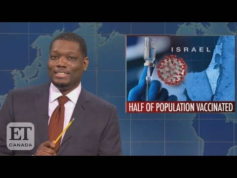 Michael Che's Controversial Israel Joke On 'SNL'