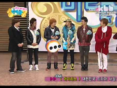 [KBB (VOSTFR)] MBLAQ & SHINee on Super Junior MIRACLE - Part 1/3