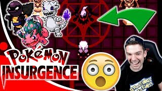 DARKEST POKEMON GAME EVER! Pokemon Insurgence Let's Play Episode 1