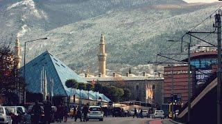 السياحة المذهلة | تغطية الأخ علي لمدينة بورصة في تركيا 2017 | Bursa in ...