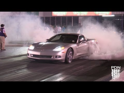 Supercharged C6 Corvette - 510 Race Engineering