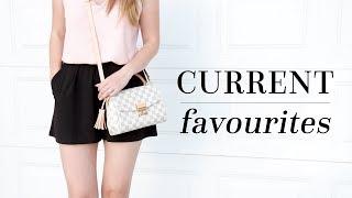 10 CURRENT FAVOURITES | LIFESTYLE & LUXURY