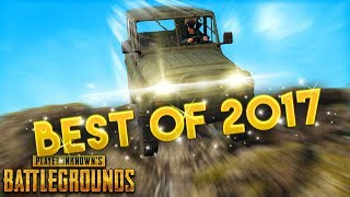 BEST OF 2017 PUBG MOMENTS!