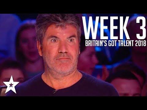 Britain's Got Talent 2018 | WEEK 3 | Auditions | Got Talent Global