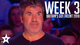 Britain's Got Talent 2018 | WEEK 3 | Auditions | Got Talent Global