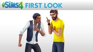 First Look: The Sims 4 Official Gameplay Trailer