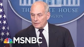 Lawrence: 'The Worst Thing We Know About John Kelly' | The Last Word | MSNBC