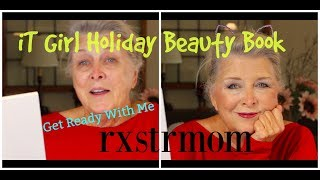 GetRedyWithMe~Over 70~iT CosmeticsSpecialEditionITGirlHoliday Beauty Book 🌸