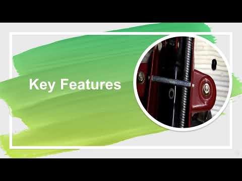 Tonda Hydraulic Trolley Car Jack Review