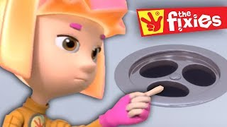 The Fixies | Videos For Kids ★ The Drain - Plus More Fixies Full Episodes  ★ Videos For Kids