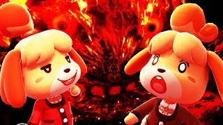 SSBU - ALL ASSIST TROPHIES GLITCHING (Warning: Loud Screams of Fear and Anguish)