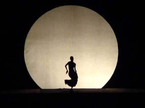 楊麗萍老師之名作《月光》Moon light .  amezing dance雲南映像  傣族