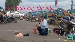 Ảo thuật đường phố Phan Thiết