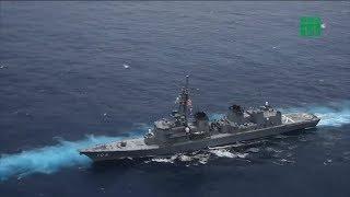 VTC14   Sức mạnh khủng khiếp của tàu sân bay USS vừa đến Đà Nẵng