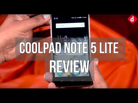 Coolpad Note 5 Lite Review  Digitin