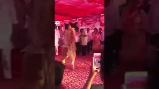 Sonam Chaudhary live stage dance in Kanonda  2018   one 2 all live