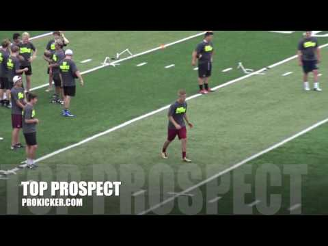Noah Brosio, Kickoffs, Ray Guy Prokicker.com Top Prospect Camp 2016