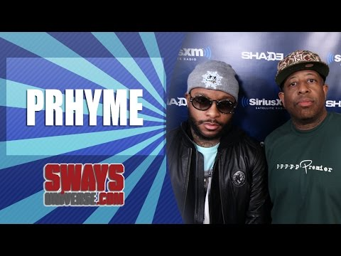 Royce 5'9 and DJ Premier(PHRYME) On Sways Universe