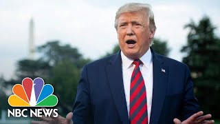 Trump Believes Joe Biden Can Win The Primary If He Doesn't Make 'Major Mistakes' | NBC News