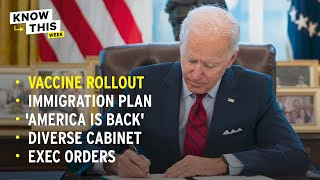 Joe Biden's First Month in the White House | KnowThis