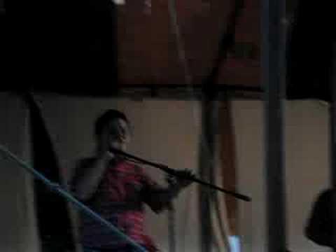 Luis Alberto Dominguez con jalaor show