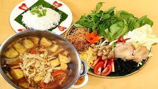 ✅ Món Lẩu Thái Chay Chinh Phục Những Người Sành Ăn Nhất - Đậm Đà Thanh Đạm | Hồn Việt Food