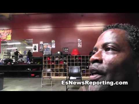 maidana on pacquiao vs algieri says algieri is a good boxer - EsNews - ESNEWS  - WkQSjCcxjHQ -