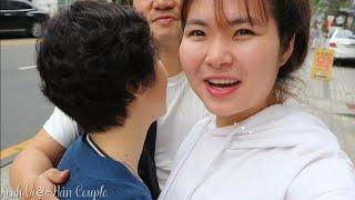 Video cũ#1: Cùng cha mẹ chồng và anh đi khám, làm những xét nghiệm ban đầu tại Hàn Quốc