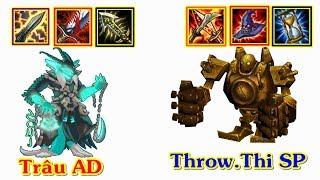 Trâu Thresh AD Full Dame + Throw.Thi Blircrank SP Full AP | Trâu Best Udyr