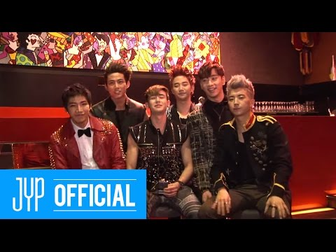 2PM 2nd Album PR Video for HOTTEST
