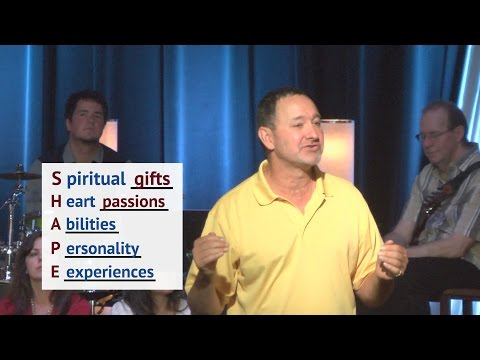 Sep. 28, 2014 S.H.A.P.E Series: Abilities, Pastor Kevin Cavanaugh