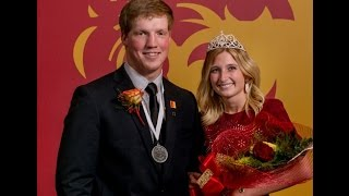 '2016 Homecoming King & Queen - Pittsburg State University