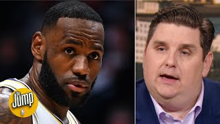 I don't think I've seen a LeBron James team play this well this early - Brian Windhorst | The Jump