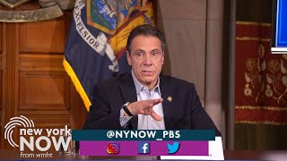 Will New York Gov. Andrew Cuomo Run for President? We Asked Him + COVID-19 Update | New York NOW